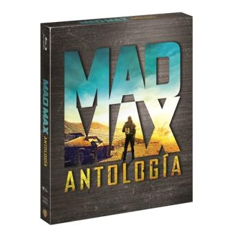 Pack Mad Max 1-4 - Blu-ray