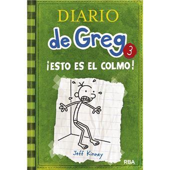Diario de Greg 3 - ¡Esto es el colmo!