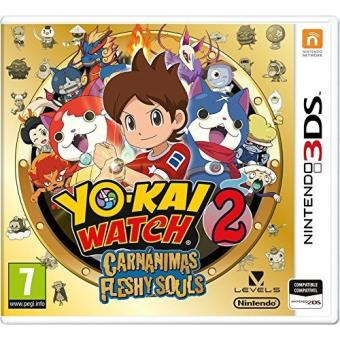 Yo-kai Watch 2: Carnánimas Nintendo 3DS