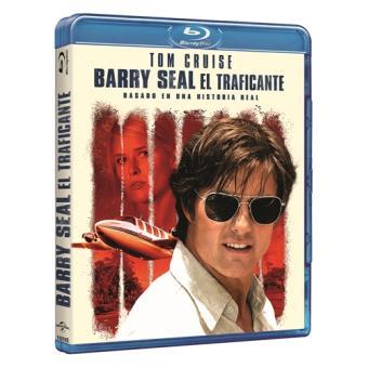 Barry Seal: El traficante - Blu-Ray
