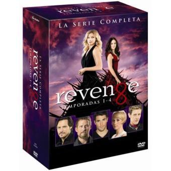 Pack Revenge Serie Completa - DVD