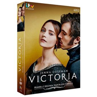 Victoria  Temporadas 1 y 2 - DVD