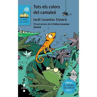 Tots Els Colors Del Camaleón - -5% en libros   FNAC