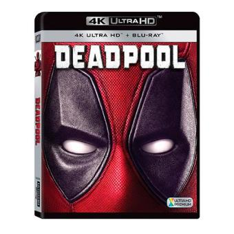 Deadpool - UHD + Blu-Ray