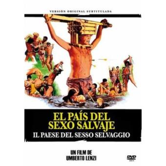 El país del sexo salvaje - DVD