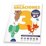 Cuaderno de vacaciones - 3 años - poster luminiscente