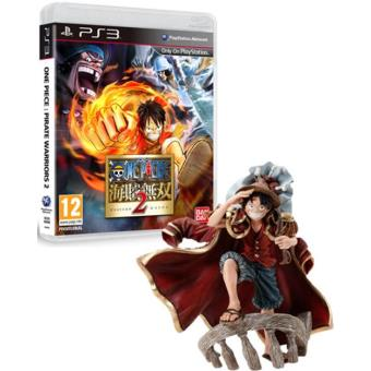 One Piece Pirate Warriors 2 Coleccionista PS3