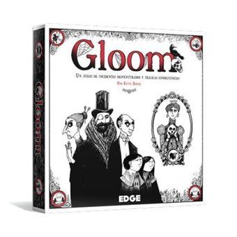Gloom 2ed - Cartas