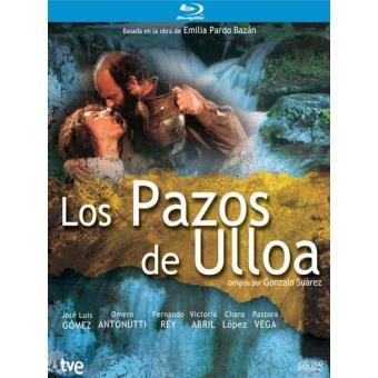 Los pazos de Ulloa - Blu-Ray