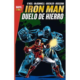 Marvel Gold: Iron Man. Duelo de Hierro