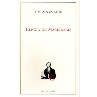 Elegía de Marienbad (Ed. Bilingüe)