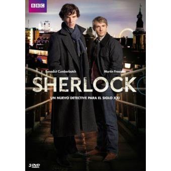 Sherlock - Temporada 1 - DVD