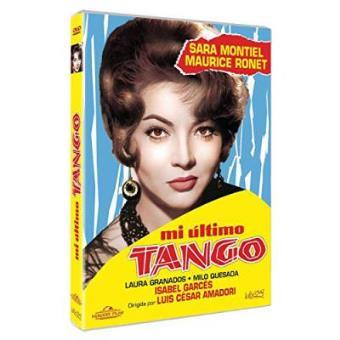 Mi último tango - DVD