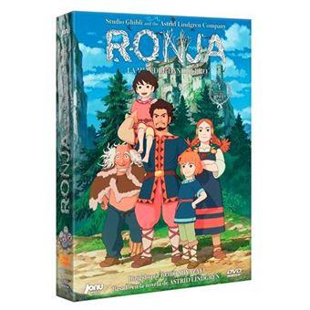 Ronja, la hija del bandolero - DVD