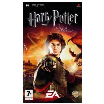 Harry Potter y El Cáliz De Fuego Essentials PSP