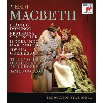 Verdi. Macbeth (Blu-Ray)
