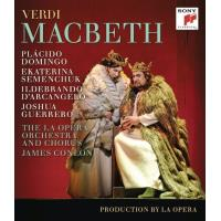Verdi. Macbeth (Blu-Ray)