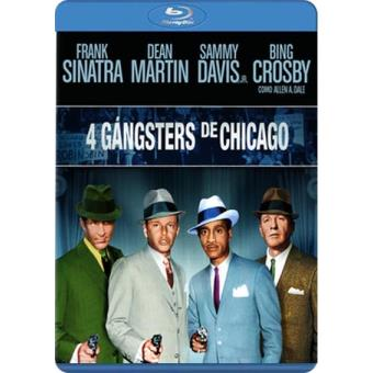 4 gángsters de Chicago - Blu-Ray