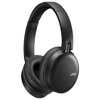 Auriculares Noise Cancelling JVC HA-S91N Negro