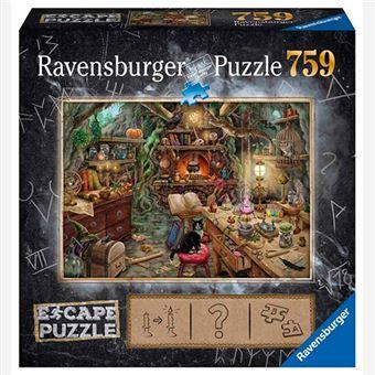 Puzzle Escape La Cocina de la Bruja Ravensburger