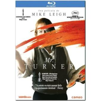 Mr Turner - Blu-Ray