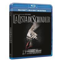 La lista de Schindler - Blu-Ray + Blu-Ray Extras