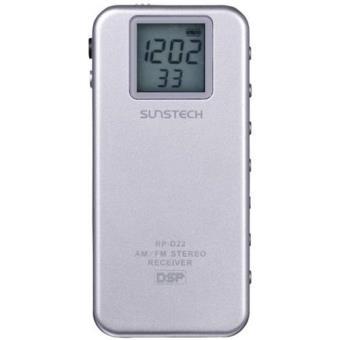 Sunstech RPD22 Radio Digital Silver