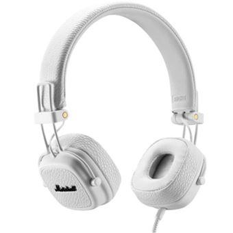 Auriculares Marshall Major III Blanco