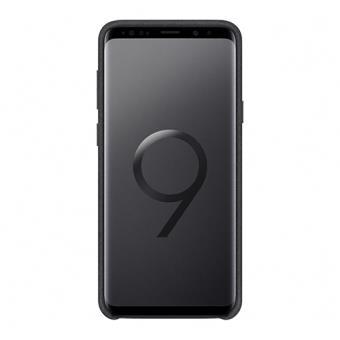 Funda Samsung Alcantara Cover Negro para Samsung S9+
