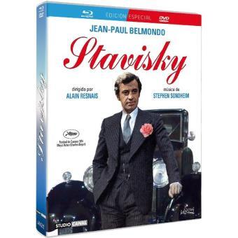 Stavisky - Blu-Ray + DVD