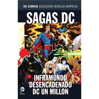 Inframundo desencadenado - Sagas DC: Un millón
