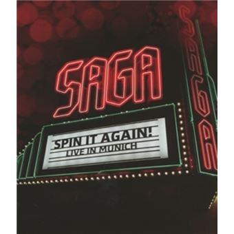 Spin It Again Live In Munich- Blu-Ray