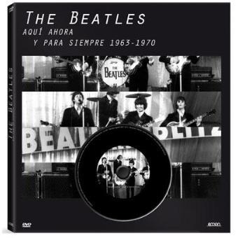 The Beatles: Aquí, ahora y para siempre - DVD