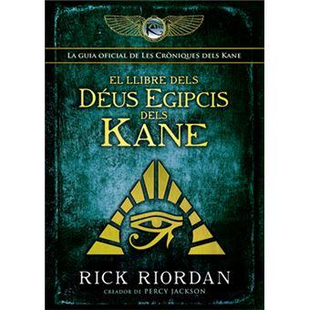 El llibre dels déus egipcis dels Kane