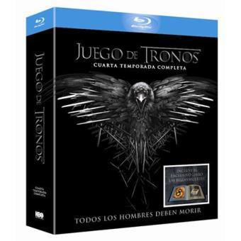 Juego de TronosJuego de tronos - Temporada 4 - Blu-Ray
