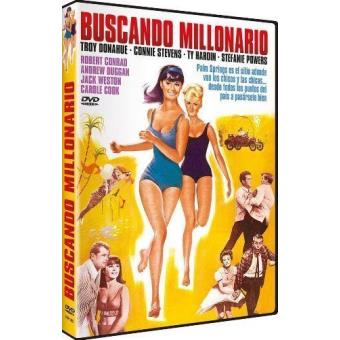 Buscando Millonarios (Palm Springs Weekend) - DVD