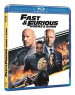 A todo gas - Fast and Furious: Hobbs and Shaw - Blu-Ray