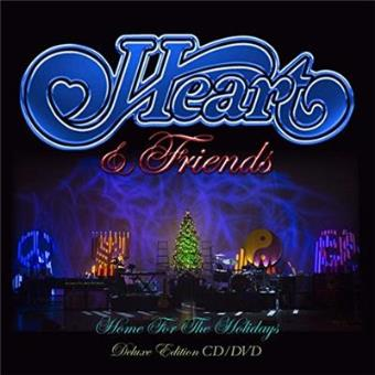 Heart & Friends + DVD