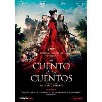 El cuento de los cuentos - DVD