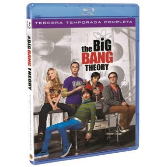 The Big Bang TheoryThe Big Bang Theory - Temporada 3 - Blu-Ray