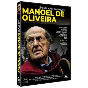 Pack Manoel de Oliveira V.O.S.  - DVD