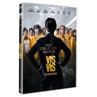 Vis a vis - Temporada 3 - DVD