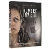 El hombre invisible - DVD