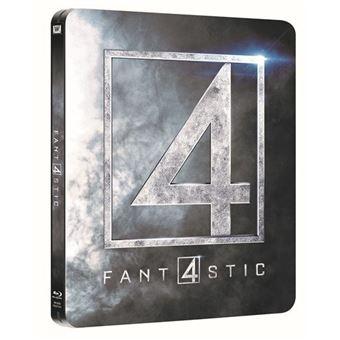 Los 4 Fantásticos - Steelbook Blu-Ray