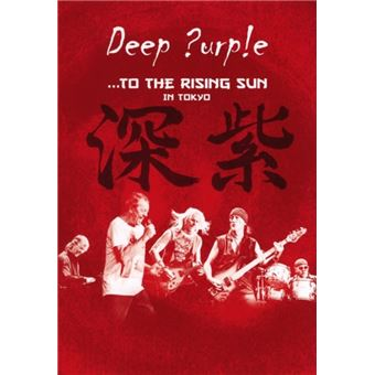 To The Rising Sun In Tokyo - DVD