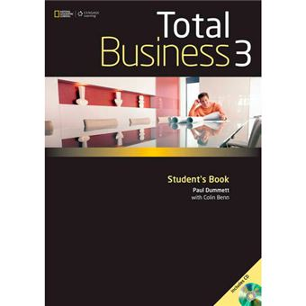 Total Business 3 - Student's Book + CD
