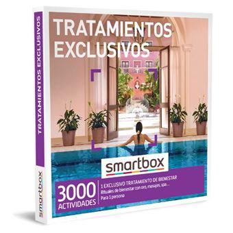Caja regalo Smartbox Tratamientos Exclusivos