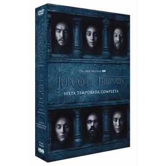 Juego de tronos - Temporada 6 - DVD