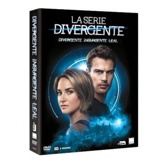 Pack La serie Divergente - DVD