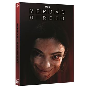 Verdad o reto - DVD